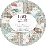 Lake Moments Digital Jelly Roll Strips, Camelot Fabrics