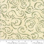 Fresh Off the Vine 6763 11 Swirls Light Green, Holly Taylor by Moda