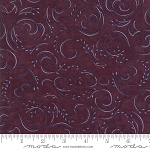 Fresh Off the Vine 6763 12 Swirls Purple, Holly Taylor by Moda