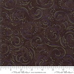 Fresh Off the Vine 6763 17 Swirls Brown, Holly Taylor by Moda