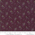 Fresh Off the Vine 6765 12 Bouquet Purple, Holly Taylor by Moda