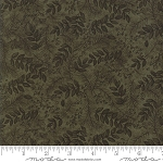 Winter Manor 6772 24 Winter Greens Tonal Green, Holly Taylor by Moda