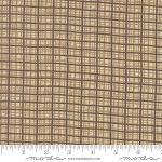 Frosted Flannels 6783 26F Plaid Tan, Holly Taylor by Moda