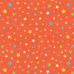 Cute as a Bug 87607 348 Red Stars, Wilmington Prints