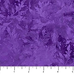 Essence Tonal Leaves 9025 85 Dark Lavender, Northcott