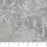 Essence Tonal Leaves 9025 94 Light Grey, Northcott