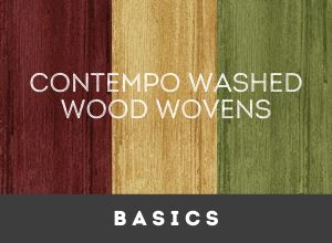 Washed Wood Woven, Contempo Studio