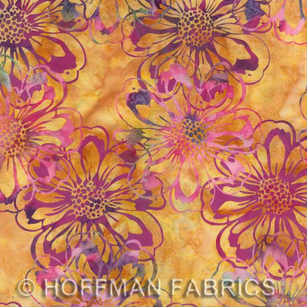 Hand Painted Batik Panels