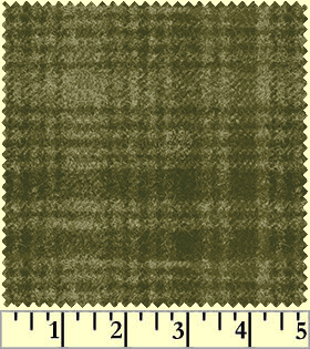 Maywood Flannel Woolies F18501 G Plaid