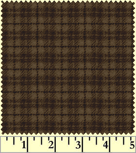 Maywood Flannel Woolies F18502 A Plaid
