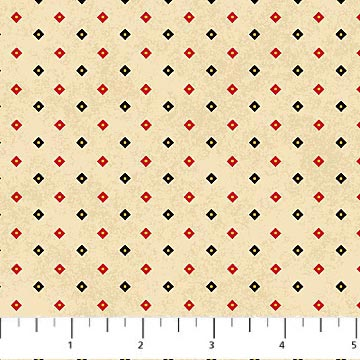 Mountain Lodge Flannel F20574 99 Dots, Northcott
