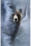 Call of the Wild R4594 147 Bear Digital Panel, Hoffman