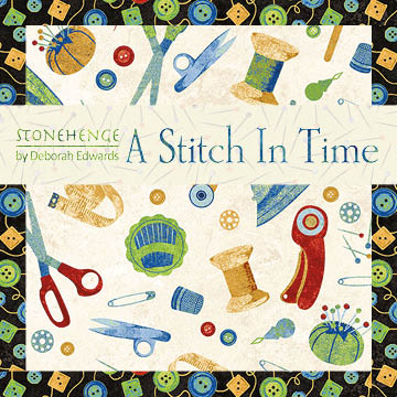 A Stitch in Time 2018 Stonehenge