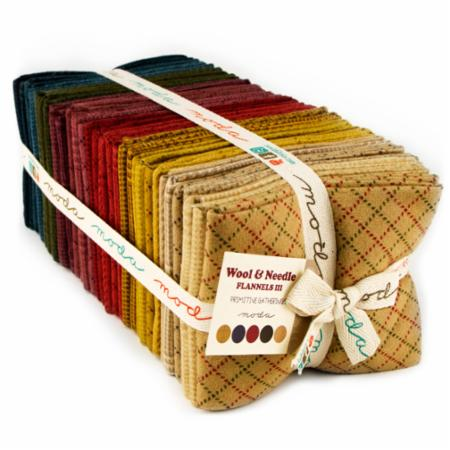 Flannel Fat Quarter Bundles