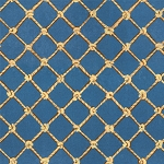 A Lazy Afternoon 35677 452 Netting Blue, Wilmington Prints