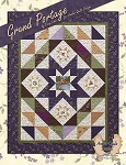 Grand Portage Book, Antler Quilt Designs