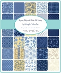 Regency Ballycastle Charm Pack, Christopher Wilson Tate by Moda