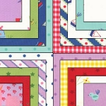 Celebration Charm Pack, Bunny Hill Designs by Moda