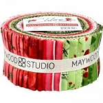 Chloe Jelly Roll Strips, Maywood Studio