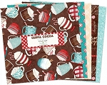 Cuppa Cocoa Layer Cake Squares, Wilmington Prints