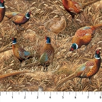 Naturescapes Pheasant Run DP22703 14 Digital Pheasants, Northcott