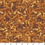 DT 9560 9C 2 Wildlife Feathers Rust