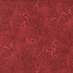 Kaufman 5573 Fusions Tone on Tone Leaf Print 5573 21 Crimson