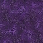 Kaufman 5573 Fusions Tone on Tone Leaf Print 5573 233 Berry