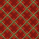 Woodland Haven Flannel F1740 88 Plaid Red, Henry Glass