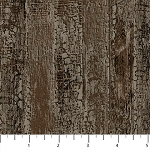 North Ridge Flannel F22829 93 Dark Bark, Northcott