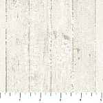 Cardinal Woods Flannel F22841 11 Barnboards White, Northcott
