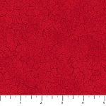 Cardinal Woods Flannel F22842 24 Red Crackle, Northcott