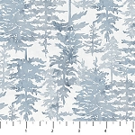 Misty Mountain Flannel F22978 42 Classic Denim Tonal Forest, Northcott