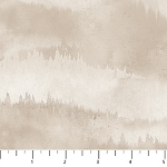 Misty Mountain Flannel F22980 14 Misty Earth Tonal Trees Tan, Northcott