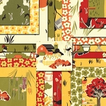 Farmyard Jelly Roll, Sentimental Studio by Moda