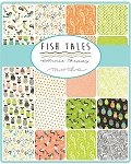 Fish Tales Jelly Roll, Annie Brady by Moda