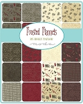 Frosted Flannels Fat Quarter Collection, Holly Taylor by Moda