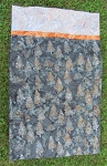 Hoffman Bali Batik Minnesota Charms Smoke Tree/ Ax Logging Pillowcase Kit