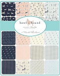 Howl and Hound Charm Pack, Dreamy Quilts by Moda