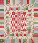 Candy Cane Design from Layers of Charm Plus One Book (HRQ 114)