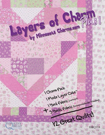 Layers of Charm Plus One Quilt Kits