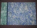 G2204 329 Brooke Loons Custom Batik Pillow Case Kit, Hoffman