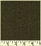 Maywood Flannel Woolies F18122 G3 Tiny Houndstooth