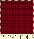 Maywood Flannel Woolies F18502 R Plaid