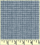 Maywood Flannel Woolies F18503 B Houndstooth
