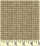 Maywood Flannel Woolies F18503 T Houndstooth