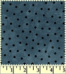 Maywood Flannel Woolies F18506 B Polka Dots