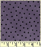 Maywood Flannel Woolies F18506 V Polka Dots