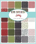 Merry Starts Here Jelly Roll, Sweetwater by Moda