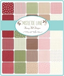 Mistletoe Lane Charm Pack, Bunny Hill Designs by Moda